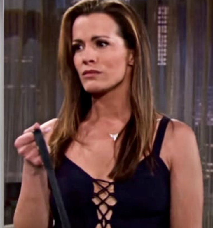 Young And The Restless Spoilers Friday July 5 Chelsea Calvin Have A Heated Argument Nick Gets A Distressed Call Devon Makes A New Hire Summer Leans On Nick Celebrating The Soaps
