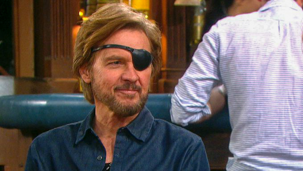 Days Of Our Lives Spoilers Did Stefano Help Restore Steve S Eye Celebrating The Soaps