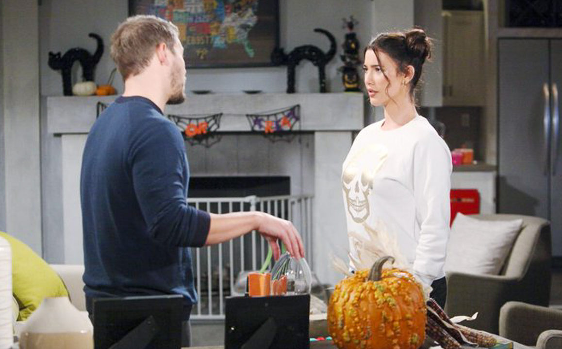 Bold and the Beautiful Spoilers: Liam and Steffy's Plan to Play Thomas - Uses Zoe as a Spy? | Celebrating The Soaps