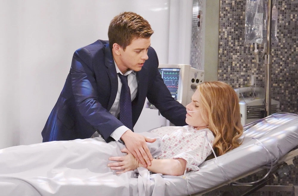 General Hospital Spoilers: Lucas Moves On From Brad - Will