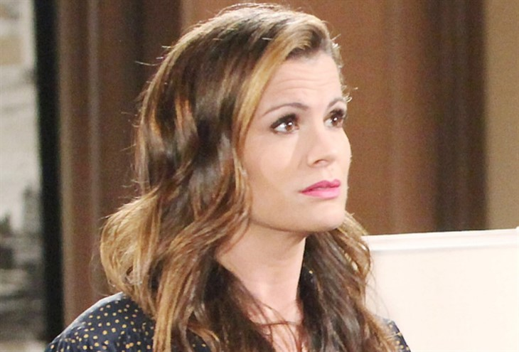 6 Twisty Young And The Restless Weekly Spoilers Chelsea S Unexpected Trip Chloe In Labor Nate Elena S Big Secret Celebrating The Soaps