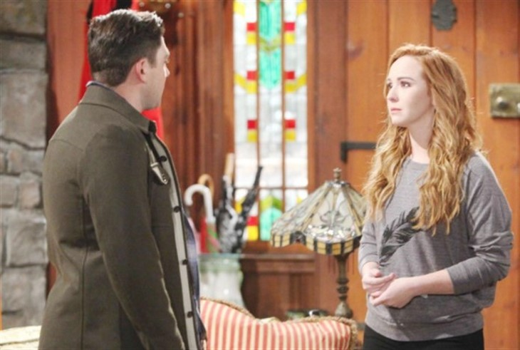 The Young And The Restless: Noah Newman (Robert Adamson)