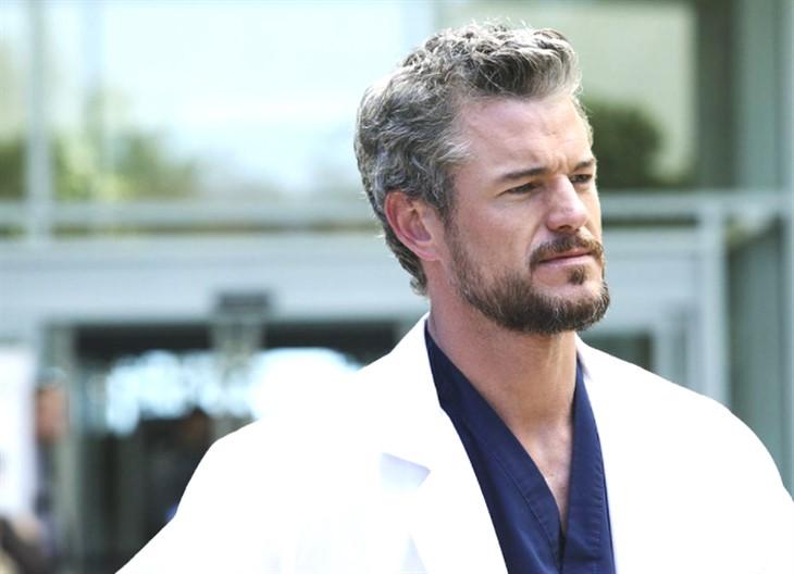 Dane 2021 eric 'Grey's Anatomy'